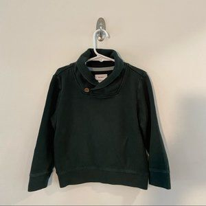 Old Navy Green Pullover in size 5t